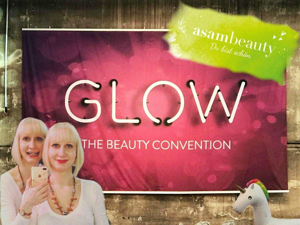 Glow Convention Erfahrungen, Glow Convention 2017, Glow Convention Bericht, Glowcon 2017, Asambeauty Erfahrungen, Super Twins Asam, Super Twins Anti Aging, Super Twins Annalena und Magdalena