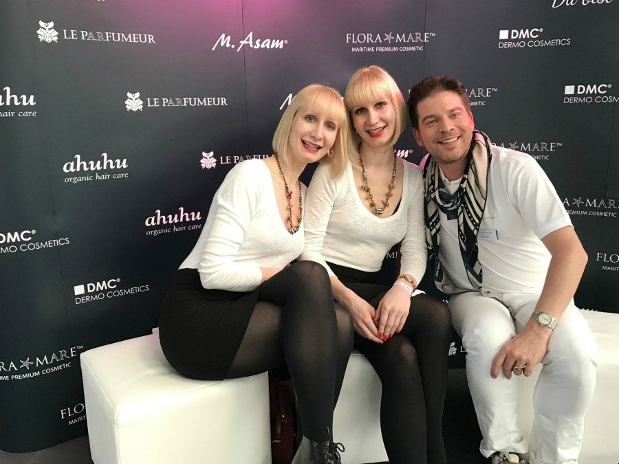 Glow Convention Erfahrungen, Glow Convention 2017, Glow Convention Bericht, Glowcon 2017, Beauty Talk Axel Ruth, Axel Ruth Flora Mare, Super Twins Asam, Super Twins Anti Aging, Super Twins Annalena und Magdalena