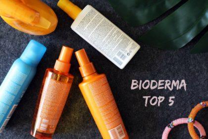 Entdeckt unsere Top 5 Sonnenlieblinge von Bioderma