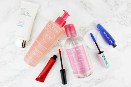 Dreamteam: Bioderma Sensibio Gel Moussant und Tonique