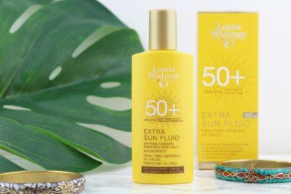 Louis Widmer Extra Sun Fluid SPF 50+