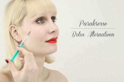 Botox ohne Injektion: Warum Parakresse Falten das Fürchten lehrt!