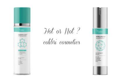 Colibri Cosmetics Hautpflege: Zu Recht ein Amazon Bestseller?