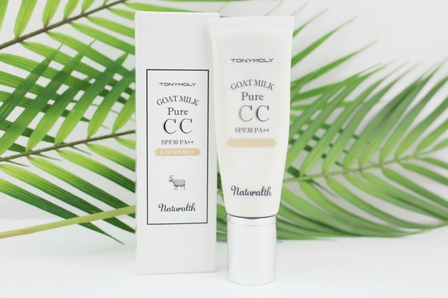Tonymoly Naturalth Goat Milk Pure CC Cream Review, Tony Moly Goat Milk Pure CC Cream Review, Tony Moly Goat Milk Review, Tonymoly Goat Milk Pure CC Review, Tony Moly CC Cream Review, getönte Creme für sehr helle Haut, getönte Tagescreme für helle Haut, CC Cream für Mischhaut, CC Cream gegen Pigmentflecken, getönte Tagescreme Review, Super Twins CC Cream, Super Twins Annalena und Magdalena