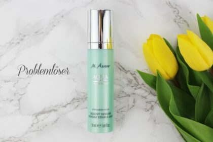 M. Asam Aqua Intense Rich Boost Serum: Tschüss Itchy Bitch!
