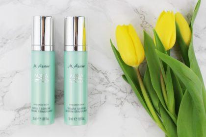 Das M. Asam Aqua Intense Rich Boost Serum belebt trockene Haut