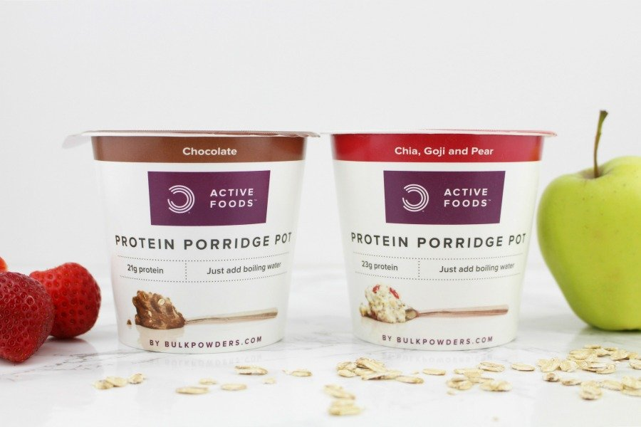 Bulk Powders Protein Porridge, Bulk Powders Protein Test, Bulk Powders Erfahrungen, Protein Porridge kaufen, Protein Porridge Rezept, proteinreiches Frühstück, Haferflocken Protein Rezept, Abnehmen mit Protein, if it fits your macros Blog, gesunde Ernährung Tipps, Anti-Aging durch Ernährung, Super Twins Annalena und Magdalena