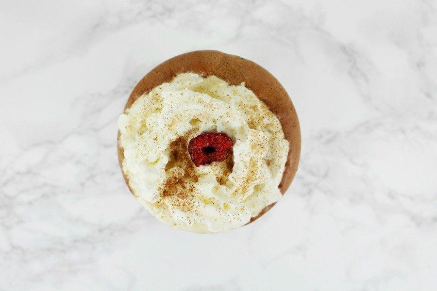 Cremiger Eiskaffee ohne Reue, Whey Protein Eiskaffee, Super Twins Annalena und Magdalena
