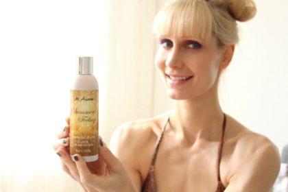 M. Asam Bronzing Fluid: Verwandelt käsige Haut in goldenes Karamell