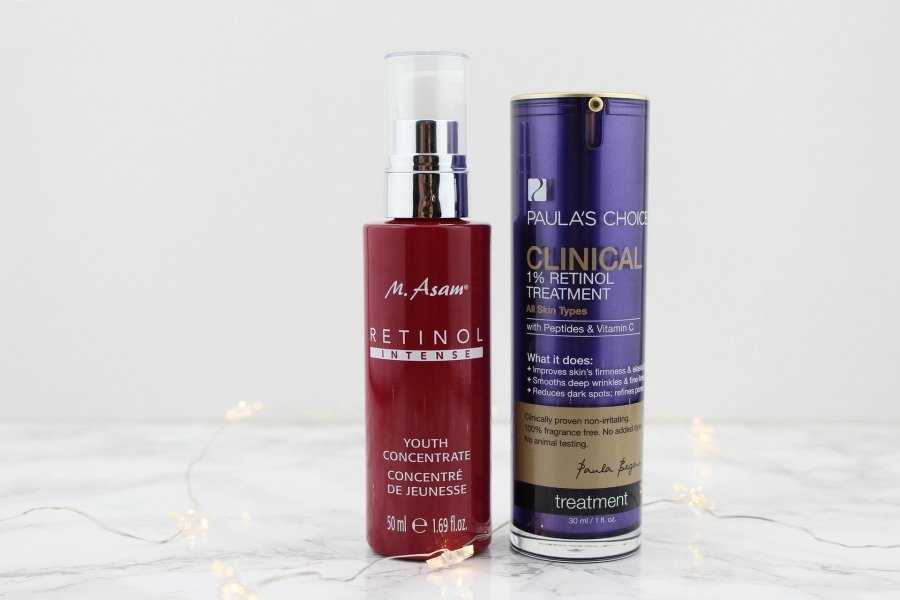 M Asam Retinol Intense Erfahrungen, M Asam Retinol Intense Reviews, M. Asam Retinol Intense Youth Concentrate Test, M. Asam Retinol Intense Youth Concentrate Review, Retinol Serum M Asam, Retinol Serum ohne Silikon, Serum ohne Duftstoffe, Serum ohne Alkohol, Serum gegen Falten Test, Retinol gegen Falten, Retinol gegen Akne, Retinol gegen Aknenarben, Retinol gegen Pigmentflecken, Retinol gegen Augenfalten, Super Twins Paulas Choice Retinol, Super Twins Retinol, Supertwins M Asam Retinol, M Asam Super Twins, Super Twins Annalena und Magdalena