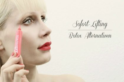 Botox ohne Injektion: Sofort-Lifting in 2 Minuten dank Neuropeptide!