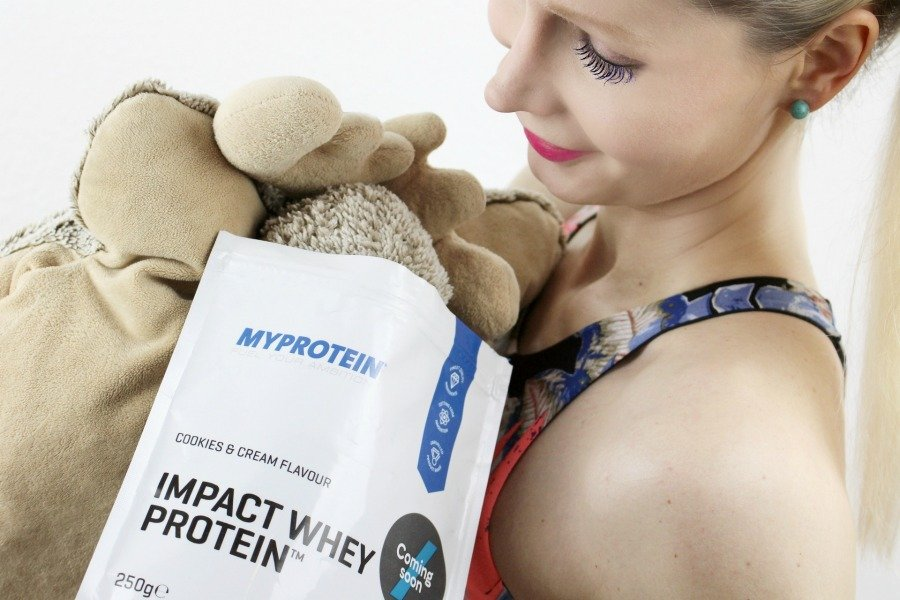 Myprotein Cookies and Cream Test, Super Twins Whey Protein, Super Twins Annalena und Magdalena
