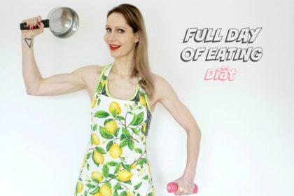 Ran an den Speck: Full Day of Eating - Diät