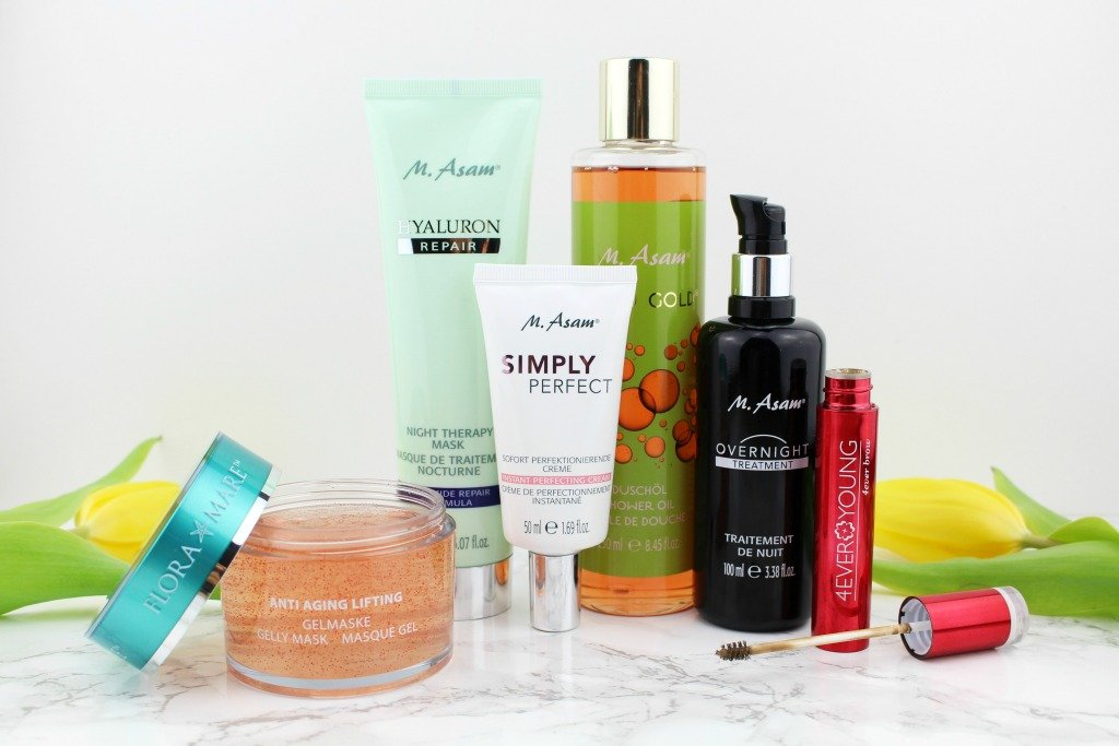 Glamour Shopping Week April 2019, ab welchem Alter Anti-Aging Produkte, M Asam Overnight Treatment Review, Glykation Hautalterung, Flora Mare Anti Aging Lifting Gelmaske Review, M Asam Hyaluron Repair Maske Review, M Asam Simply Perfect Erfahrungen, 4Ever Young Augenbrauengel Test, M Asam Vinogold Duschöl Test, Asambeauty Super Twins, Super Twins M Asam, Super Twins Annalena und Magdalena