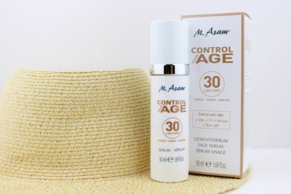 M. Asam Control Your Age Serum LSF 30: Was kann der neue Spross?