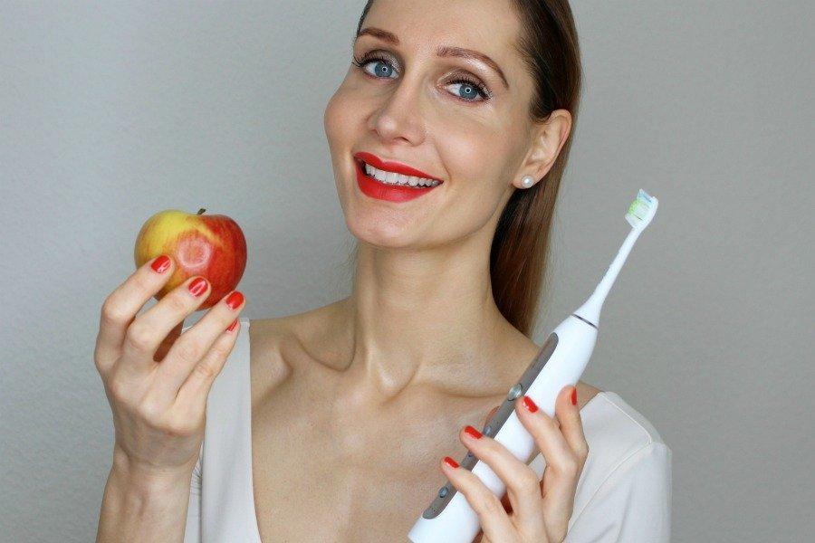 Zahnpflege Hacks, zahnfreundlicher Zucker, Beauty Hacks Zähne, Super Twins Zahnpflege, Super Twins Annalena und Magdalena