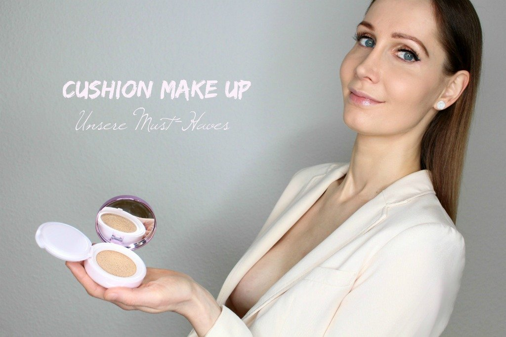 beste Cushion Foundation, Cushion Foundation Test, bestes Cushion Make up, Make up Cushion Test, Cushion Test, L'oreal Magique Cushion Foundation, Super Twins Cushion Foundation, Super Twins Annalena und Magdalena
