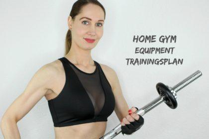 Unser Home Gym: Schlank und fit ohne Fitnessstudio!