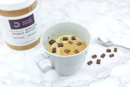 Mug Cake Vanille: So kalorienarm geht schneller Kuchen ohne Backen