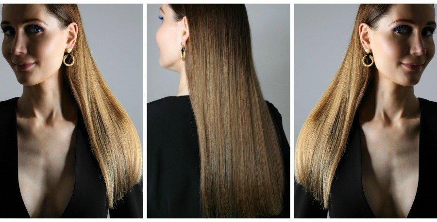 Anwendung einer Haarkur, Aufbaupflege mit Feuchtigkeit, Haarpflege mit viel Feuchtigkeit, wie oft eine Haarkur anwenden, Föhn und Glätteisen schädlich, glatte Haare ohne Föhn und Glätteisen, kaputte Haare reparieren, Haarpflege Routine, lange und gesunde Haare bekommen, beste Haarpflege für kaputtes Haar, Haarpflege mit Keratin, Super Twins Haare, Super Twins Haarpflege, Super Twins Annalena und Magdalena