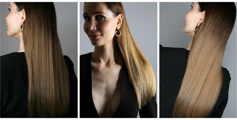 lange und gesunde Haare bekommen, beste Haarpflege für kaputtes Haar, Haarpflege mit Keratin, glatte Haare ohne Föhn und Glätteisen, Haarpflege die wirklich hilft, kaputte Haare gesund pflegen, Haarpflege Routine, Super Twins Haare, Super Twins Haarpflege, Super Twins Annalena und Magdalena