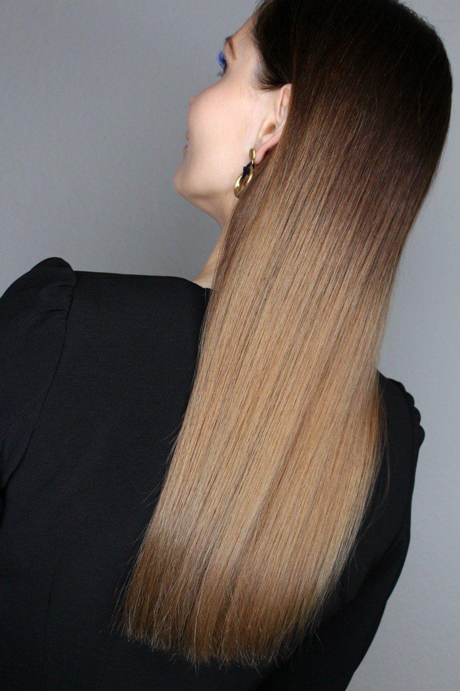 beste Haarpflege für strapaziertes Haar, Haarpflege die wirklich hilft, lange und gesunde Haare bekommen, glatte Haare bekommen ohne Glätteisen, gesunde Haare ohne Spliss, extrem kaputte Haare reparieren, trotz Haarkur trockene Haare, welche Haarkur ist die beste für trockenes Haar, welche Haarkur repariert wirklich, Super Twins Haare, Super Twins Haarpflege, Super Twins Annalena und Magdalena