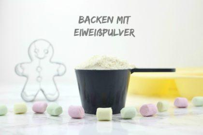 Low Carb Backen mit Proteinpulver: So wird euer Kuchen noch besser!