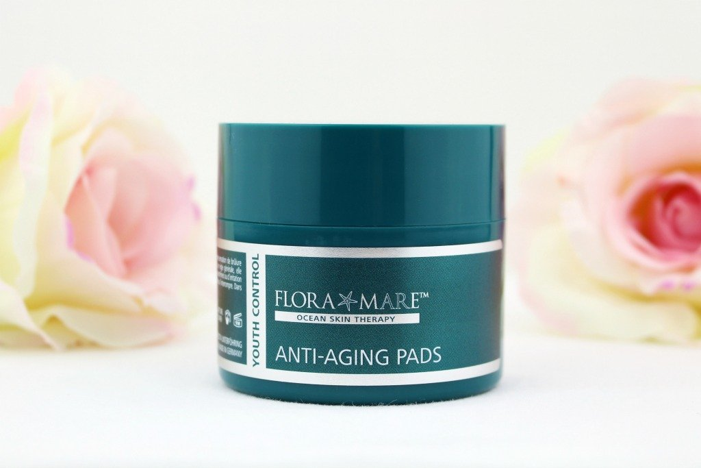 Flora Mare Youth Control Anti-Aging Pads, Flora Mare Pads, Flora Mare Anti-Aging Pads, Flora Mare Anti-Aging Pads mit AHA BHA, Flora Mare Peeling Pads, Flora Mare Glykolsäure Pads, Glykolsäure Peeling Erfahrungen, Super Twins Flora Mare Pads, Flora Mare Anti Aging Pads Super Twins, Super Twins Flora Mare, Super Twins Annalena und Magdalena