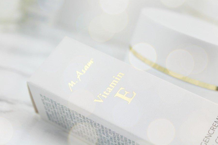 M. Asam Vitamin Körpercreme, M. Asam Vitamin E Creme Erfahrungen, Vitamin E gegen trockene Haut, M. Asam Vitamin E, Super Twins Annalena und Magdalena