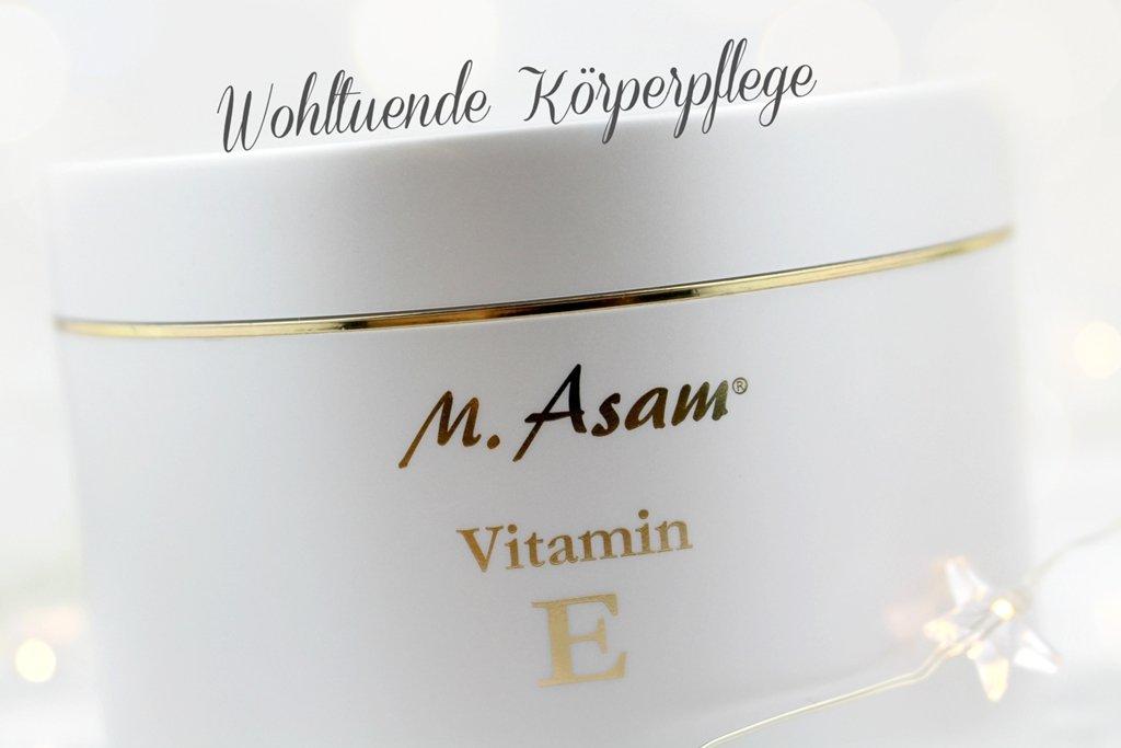 M. Asam Vitamin Körpercreme, M. Asam Vitamin E Creme Erfahrungen, Vitamin E Körperpflege, Vitamin E gegen trockene Haut, M. Asam Vitamin E, Super Twins Vitamin E, Super Twins M. Asam, Super Twins Annalena und Magdalena