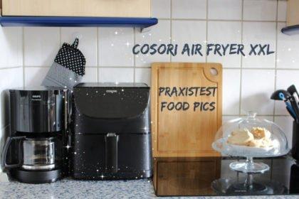 Mehr als nur heiße Luft: Nie mehr ohne diesen Airfryer + Food Bilder!
